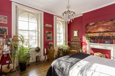 Portico - 3 Bedroom Flat for sale in Brixton: Acre Lane, SW2 - £775,000
