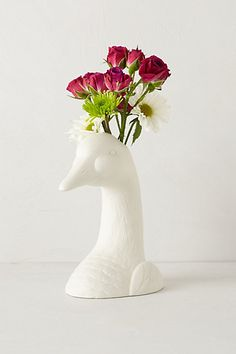 Vase and Fresh Flowers-25 Modern Home Essentials Inspired by Scandinavian Style