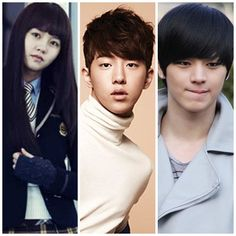 Cast for 'Who are You - School 2015' is confirmed