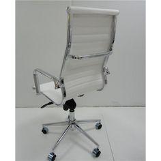 silla oficina ea 119 white   Tiendas On