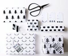 papier-cadeau-a-telecharger-gratuitement-sapin-cerf-chat-1
