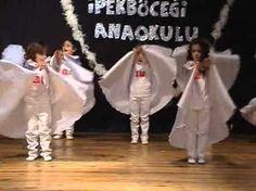 İzmir'in Dağlarında ( 2015 - 2016 ) İpekböceği Anaokulu - YouTube