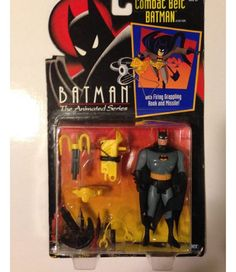This was my favorite action figure growing up. I lost it and never found it again. Im definitely going to buy it again one of these days #batman #actionfigures #dope