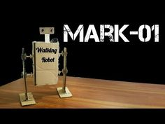 Mr Key Creativity How to make simple walking Robot from Cardboard at home easy tutorial. Here my new Robot link: HOW to Make A simple Auto Walking Ro. Cool Robots, The Dancer, Chula, Make It Simple, Walking, Beavers, Pepsi, Cool Stuff, Youtube