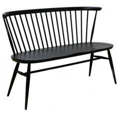 Classic ercol bench, I wish!
