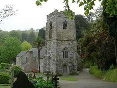 St. Just In Roseland - Cornwall, UK Places Ive Been, Places To Go, Seaside Village, Cathedrals, Cornwall, Buildings, Beautiful Places, Spaces, Architecture