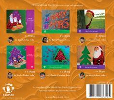 Christmas Cards | @FairMail - Fair Trade Cards - X306-E