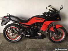 1984 Kawasaki GPZ750 Turbo #kawasaki #gpz750turbo #forsale #canada