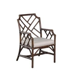 Found it at Wayfair - New Classics Palm Beach Dining Chair with Cushion