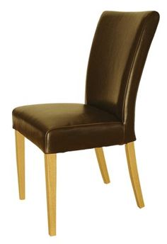 Your Price Furniture.co.uk Torino Leather And Oak Chair By CPW No  Description