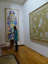 The Matisse Museum in Le Cateau-Cambresis in north France is an unknown pleasure, and easy to reach from Paris. Paris To Nice, Cosy Bed, Museum Architecture, Great Restaurants, Henri Matisse, Stories For Kids, Cubism, France Travel, Top Artists