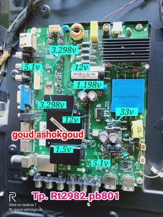 Sony Led Tv, Tv Led, Computer Maintenance, Lcd Television, Lg Tvs, Led Board, Electronic Circuit Projects, Electronic Schematics, Tv Services