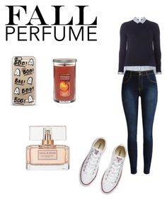 """""""Untitled #30"""" by kyla-wainwright on Polyvore featuring beauty, Casetify, Dorothy Perkins, Converse and Yankee Candle"""