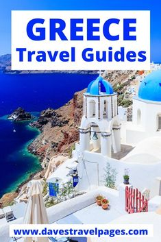 Use these free Greece travel guides to help you plan a vacation to Greece! Visit Greek islands like Santorini or Mykonos, explore Athens, and delve into the mysteries of ancient Greece. Europe Destinations, Europe Travel Tips, European Travel, Travel Guides, Greece Vacation, Vacation Resorts, Vacation Spots, Vacations, Voyage Europe