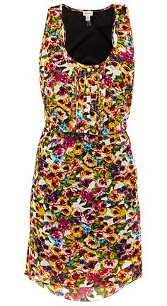 Floral Dress Dynamite- I wish it had sleeves though