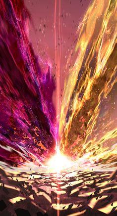 Space Ship Concept Art, Robot Concept Art, Fantasy Wizard, Fantasy Warrior, Fantasy Art Landscapes, Fantasy Landscape, World Of Warcraft Characters, Deadpool Art, Anime Art Fantasy