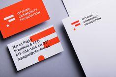 OCF | Rebranding on Behance
