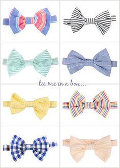 Trendy Wedding, blog idées et inspirations mariage ♥ French Wedding Blog: Le nœud papillon qu'il lui faut !