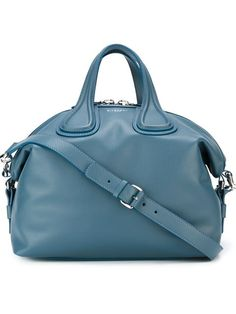 GIVENCHY Medium 'Nightingale' Tote. #givenchy #bags #tote #leather #lining #shoulder bags #hand bags #cotton