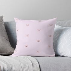 Pink Butterfly, Pastel Pink, Chiffon Tops, Throw Pillows, Art Prints, Printed, Awesome, Design, Products