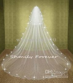 Couture Bridal Or Wedding Veil Graceful By SarahMorganBridal GBP48000