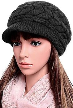 Women Thicken Cotton Beret Hat Faux Fur Soft Warm Plush Ski Berets Cap is  hot sale on Newchic. cada5f1d292e