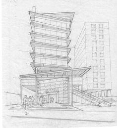 edifício comercial