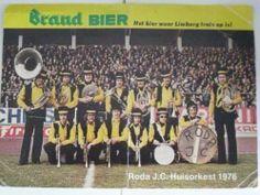 Huisorkest Jaren '70, met Brand Bier