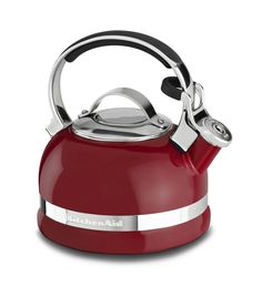 stylish & chic kettle from #KitchenAid