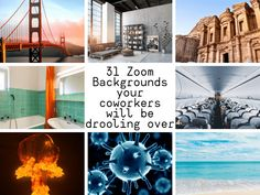Now that w're all working from home (thank you coronvirus) the use of virtual technologies like Zoom has exploded. Now, we all want funny Zoom backgrounds! Circus Background, Hipster Background, Office Background, Strong Relationship Quotes, The Freedom Tower, City Of Petra, Staff Meetings, Google Hangouts, Zoom Call