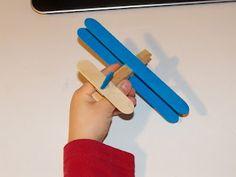 great craft idea for a little boy.