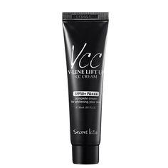 Secret Key V-line lift Up CC cream 30 ml Подтягивающий овал лица CC крем купить в интернет магазине beautydrugs.ru