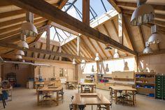 Galería de Bloque de Diseño Tecnológico / Squire and Partners - 3