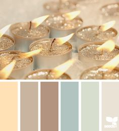 holiday glimmer Color Palette by Design Seeds