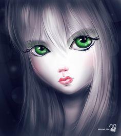 Snow White by krolone on deviantART