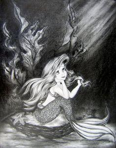 Fan Art of Princess Ariel for fans of Disney Princess 6257996 Ariel Mermaid, Ariel The Little Mermaid, Mermaid Pics, Disney Little Mermaids, Mermaids And Mermen, Cute Disney, Baby Disney, Disney Princess Ariel, Disney Princesses