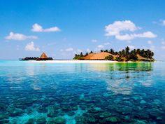Dream vacation spot