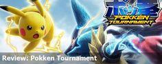 Voor de Pokemon idolaten. We speelden Pokken Tournament en hebben daar uiteraard een ming over.