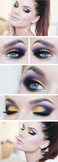 TODAYS LOOK - VALERIE VIXEN SPECIES. Linda Hallberg - make-up artist
