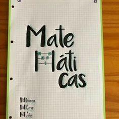 Bullet Journal Notes, Bullet Journal School, Bullet Journal Ideas Pages, School Notebooks, Cute Notebooks, Notebook Art, Notebook Covers, Lettering Tutorial, Hand Lettering