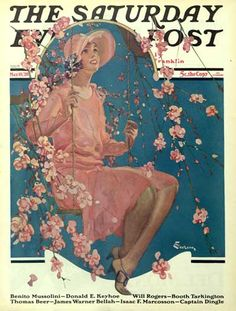 saturday evening post october 1926 | Cover of The Saturday Evening Post May 19, 1928