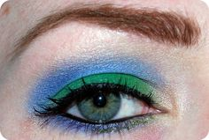 EOTD - Hajar Karim (Mac Art of the Eye) & Heroine (Mac Fashion Sets)