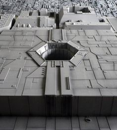 Surface of the Deathstar