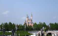 26 Never-Before-Seen Photos of Shanghai Disney | Travel + Leisure