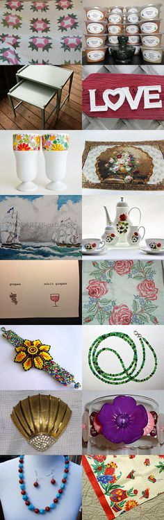 A Gratitude Treasury by Gayle Sowell on Etsy--Pinned with TreasuryPin.com