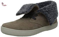 Victoria 106786, Desert boots mixte adulte, Bleu (Marino), 44 EU