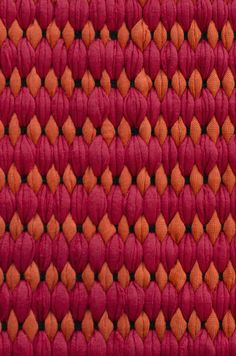 Mattor orange Orange, Hand Weaving, Carpet, Textiles, Crafty, Patterns, Rugs, Inspiration, Loom Knitting