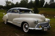 1948 Oldsmobile Fast Back with extras.....
