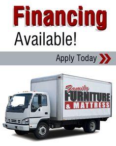 Apply Today! No Credit Check and No Money Down Family Furniture & Mattress 3020 Shaver St, Pasadena TX 713 943-1988