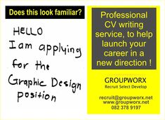 Groupworx is a people and business management consulting firm specialising in recruitment, selection, and development. Cv Writing Service, Writing Services, Cv Design, Consulting Firms, Career Opportunities, Business Management, Search Engine, Landing, The Selection